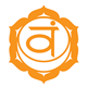 Astrology symbol for a chakra.